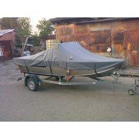 Тенты на лодку windboat 42