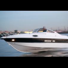 Тент на лодку grizzly 580 cruizer