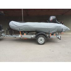 Тент на лодку Баджер 340 Sport Line