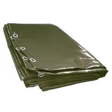 Морозостойкий тент ПВХ, размер 3x5 м, плотность 900 гр/м2