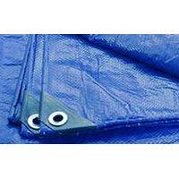 "Тентовое полотно 1,6 x 10 м ""политарп neo"" (90 гр/м2), цвет - синий"