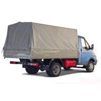 Тент автомобильный на ГАЗ 3302 (на ГАЗель) Бизнес односторонняя усиленная ткань
