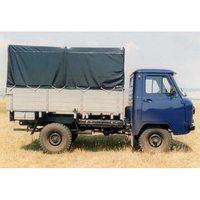 Тент автомобильный на УАЗ 3303 двухсторонняя ткань