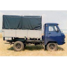 Тент автомобильный на УАЗ 3303 двухсторонняя импортная ткань