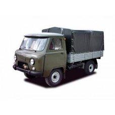 Тент автомобильный на УАЗ 33036 двухсторонняя импортная ткань