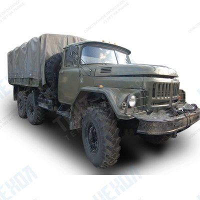 Тент автомобильный на Зил 130/131 двухсторонняя импортная ткань