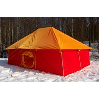 Снаряжение Тент для зимнего шатра Снежинка