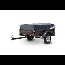 Тент для курганского прицепа Стандарт 8213 01 H-0,6м