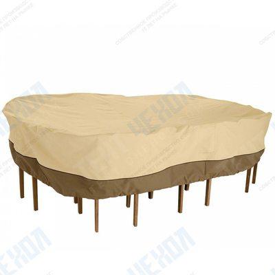 Чехол для стола со стульями