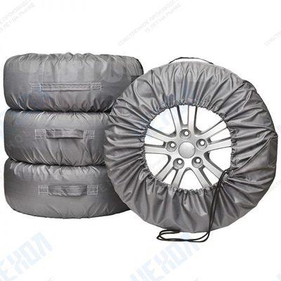 Чехлы для хранения и транспортировки колес для легковых автомобилей