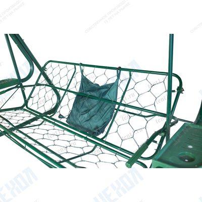Сумка для подушек на садовые качели