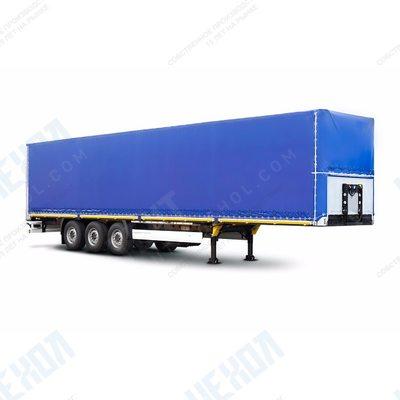 Тенты для грузовых прицепов и полуприцепов