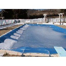 Консервация бассейна на зиму