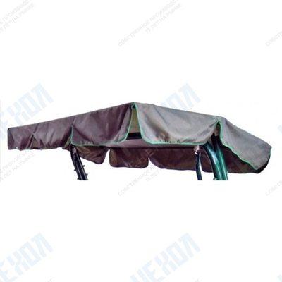 Тент-крыша на садовые качели Стандарт-2