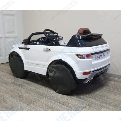 Защитные чехлы на колеса для электромобиля