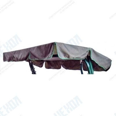 Тент-крыша на садовые качели Комфорт