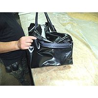 Пошив рыбацких сумок из ПВХ ткани