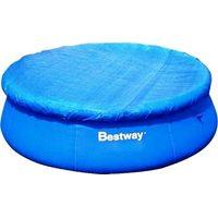 Тент на круглый надувной бассейн 305 см bestway 58033