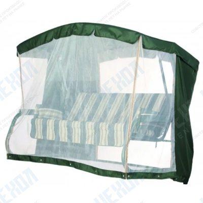 Москитная сетка для качелей Торнадо + 10к зеленая