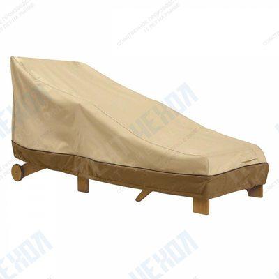 Чехол для шезлонга или лежака 160 x 60 x 85 см