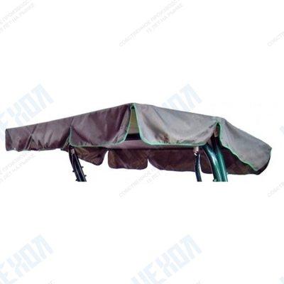 Тент-крыша на садовые качели Палермо Премиум