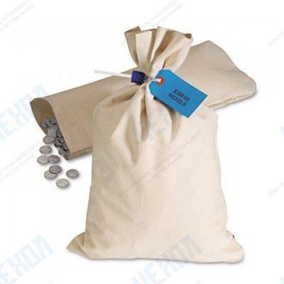 Мешок для монет 22*32 см (пл. 230 г/м)