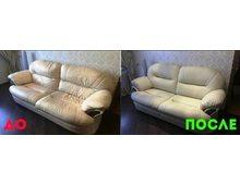 Ремонт и перетяжка чехлов мебели