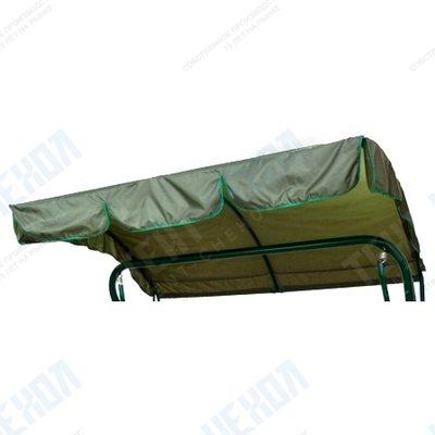 Тент-крыша на садовые качели Квартет