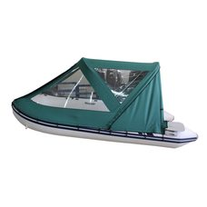 Тент базовый для лодки forward/suzumar 320, зеленый