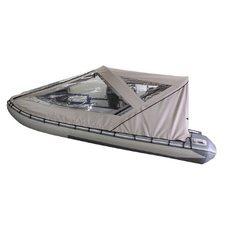 Тент базовый для лодки forward/suzumar 360, цвет серый