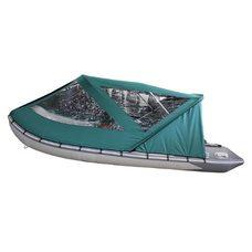 Тент базовый для лодки forward/suzumar 390, цвет зеленый