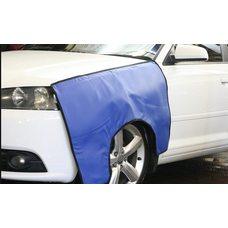Защитный фартук для ремонтных работ на крылья машины и радиатор