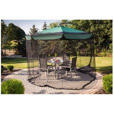 Патио - москитная сетка зонта садового 3.5 м