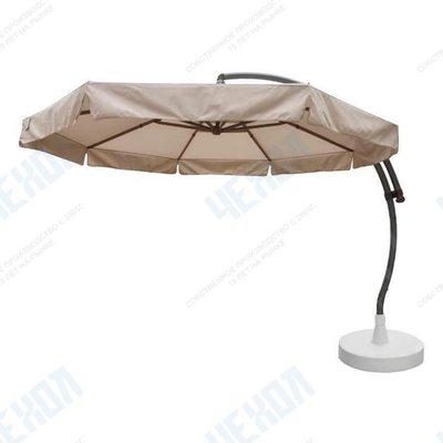 Тент на зонт садовый Sun Garden Premium 350/8 B054-M18