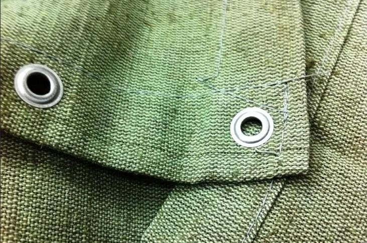 материалом производственной спецодежды может быть брезент